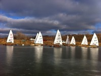 Lake Christina on Sunday
