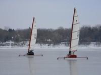 Bald Eagle Lake on 12/23/12 photo #2