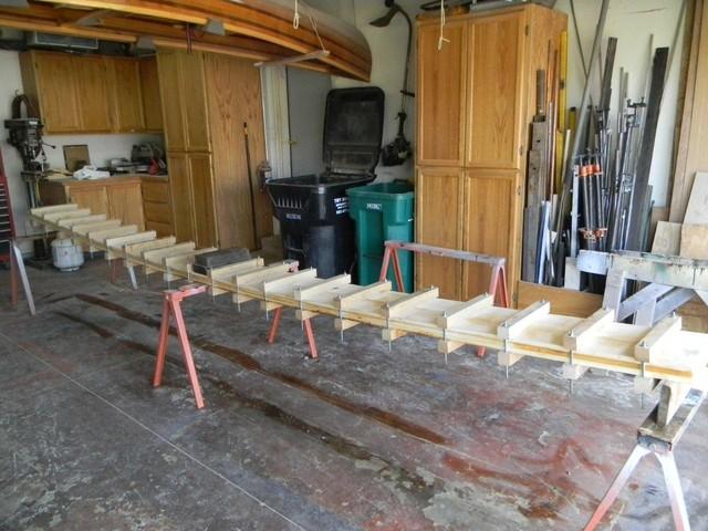 Plank for new C Skeeter
