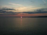 Sunset of the Regatta