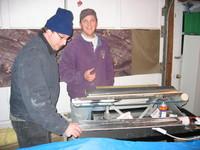 JD's workshop Nov 2005