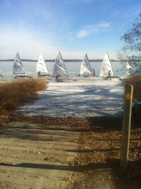 Pelican Lake Sunday 11/24/13