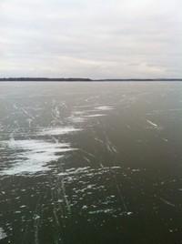Pelican Lake November 2012