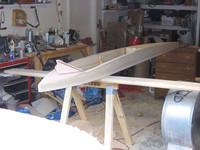 wood planed