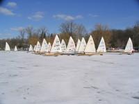 Sand Lake, Michigan 01-16-05